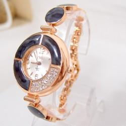 Reloj Dama  modelo  similitud a Piedra  Jade