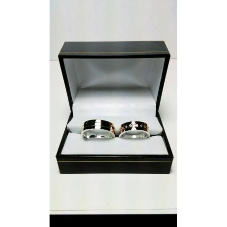 Argollas de Matrimonio en Oro ,Plata y Cristales