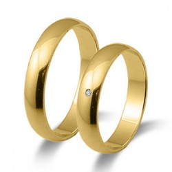 Argollas de Matrimonio 18kilates  4 gramos