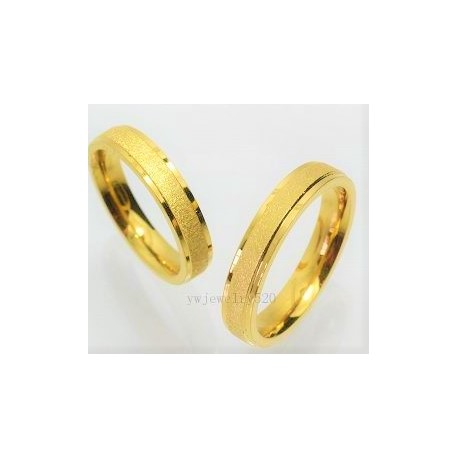 Argollas de Matrimonio en Oro18 quilates