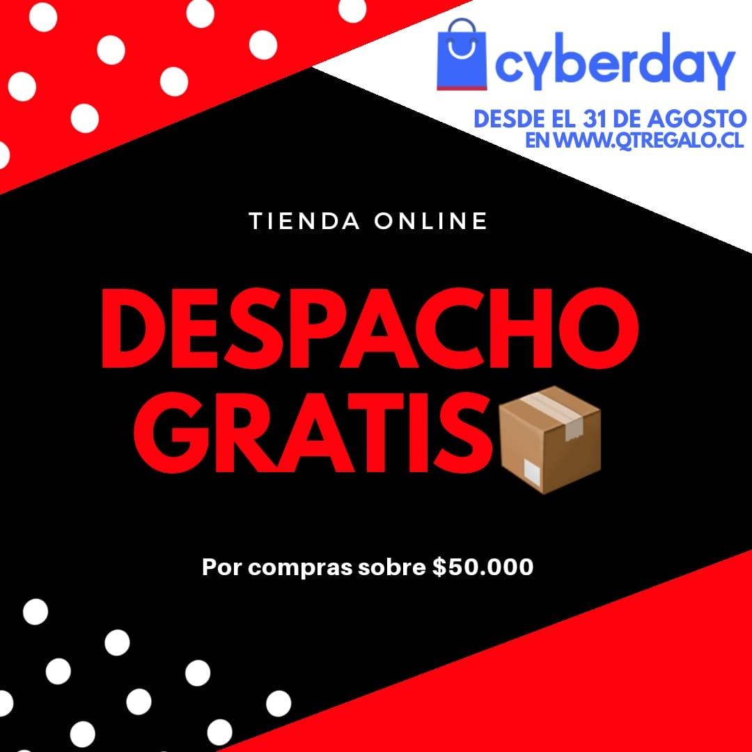 Cyberday en Qtregalo
